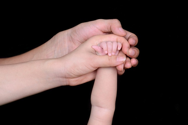 ruce rodiny
