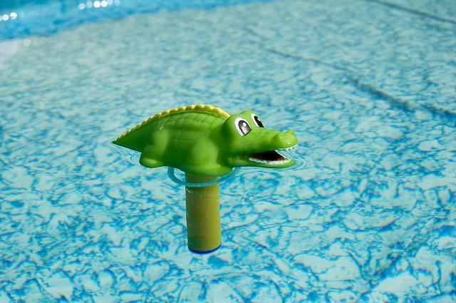 veselý krokodýl