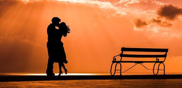 láska mezi mužem a ženou
