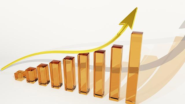 znázornění růstu
