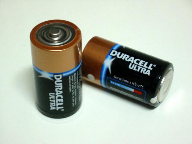 Velké baterie